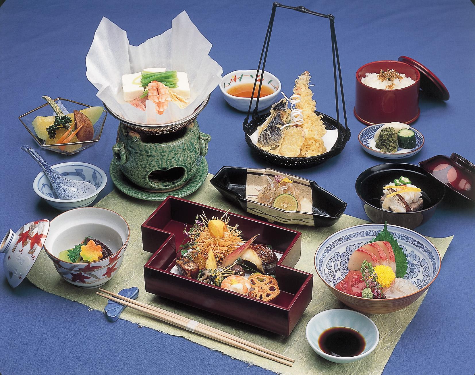京都会席料理