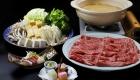 """ Tayu"" nabe in a miso base /京都松荣旅馆"