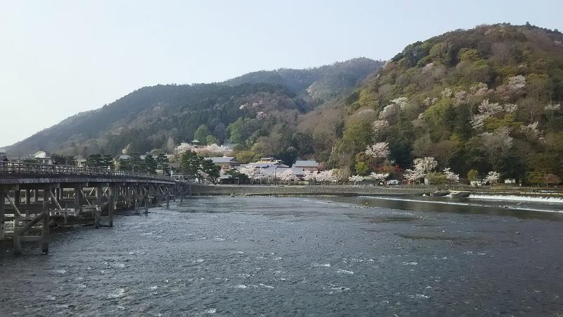 嵐山 / 京都松榮旅館