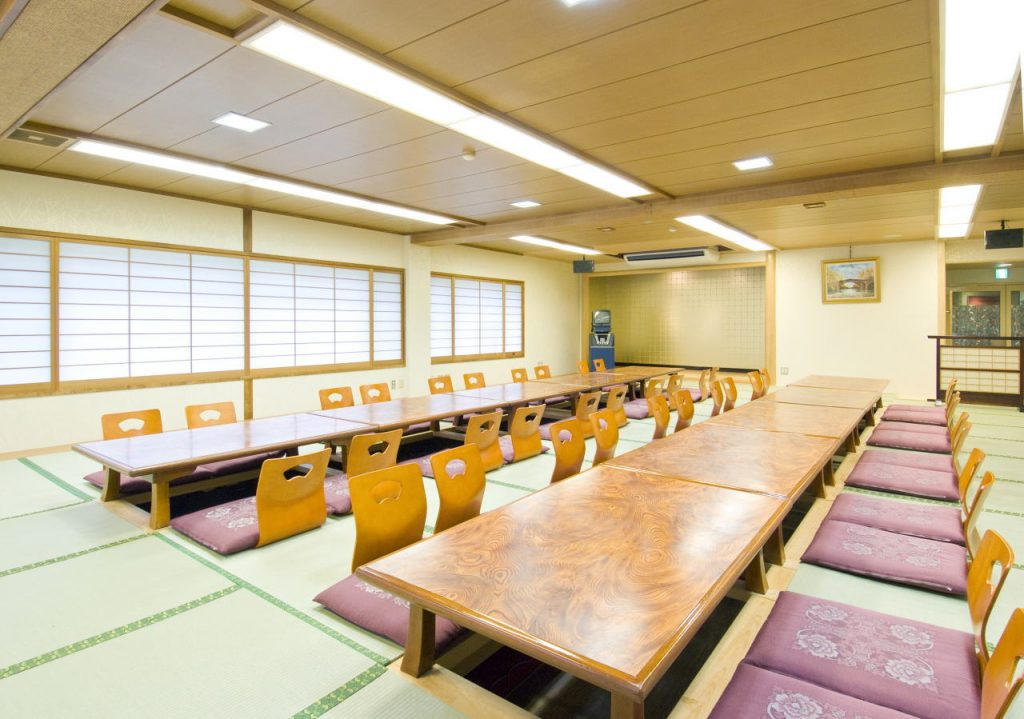 宴會場 / 京都松榮旅館