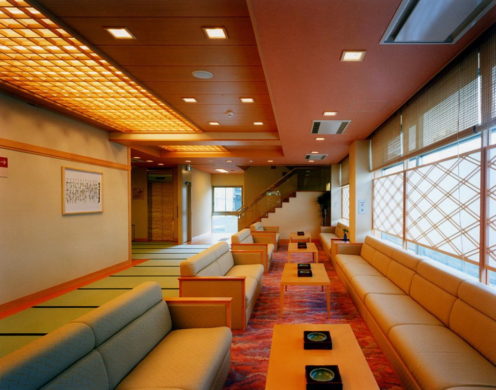 咖啡廳 / 京都松榮旅館