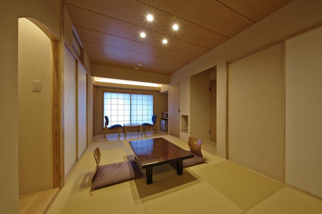 本館8榻榻米房 / 京都松榮旅館