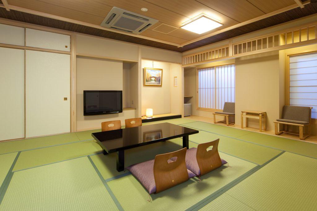 新館12榻榻米房 / 京都松榮旅館