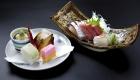 Appetizer & Sashimi / Kyoto Ryokan Shoei