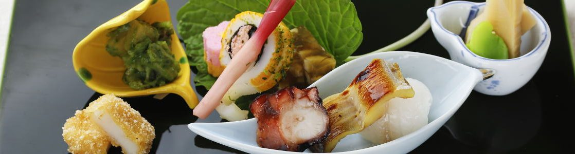 cuisine-main-images / Kyoto Ryokan Shoei