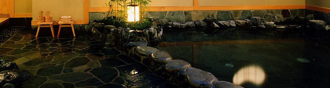 浴室 / 京都松榮旅館