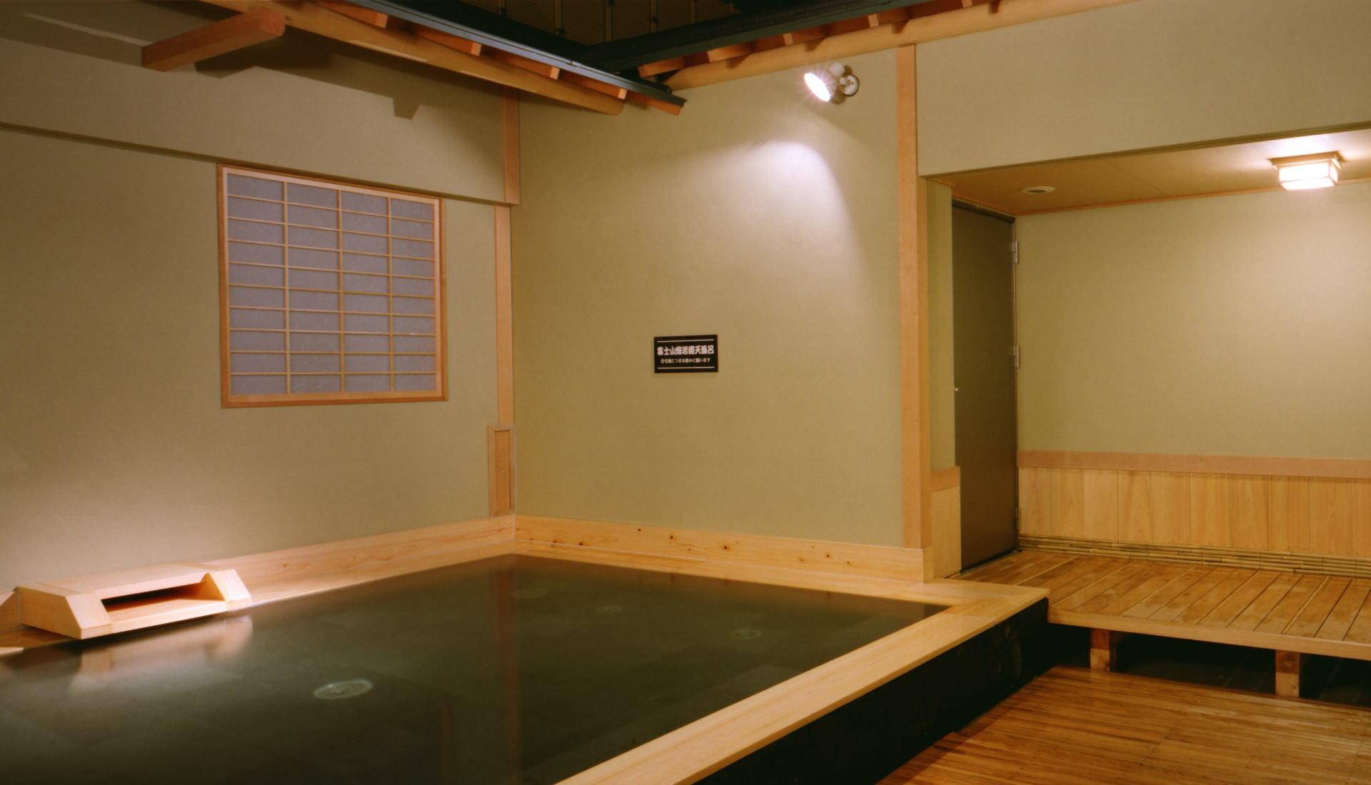 木之湯露天浴池