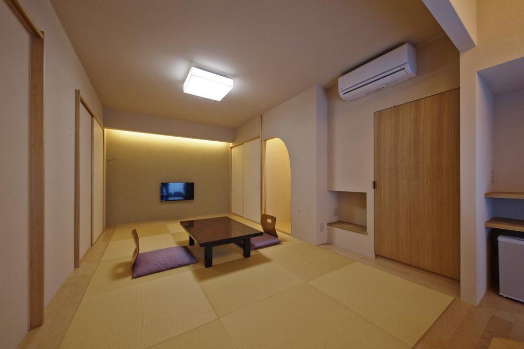 本館8畳1 / 京都 旅館 松栄