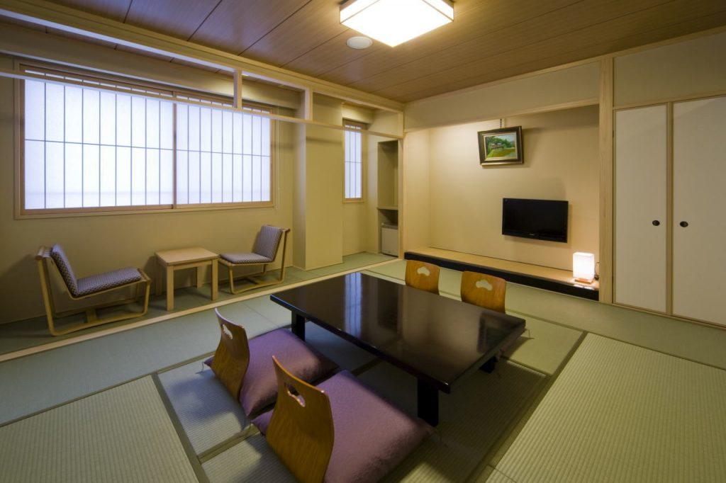 新館10畳 / 京都 旅館 松栄