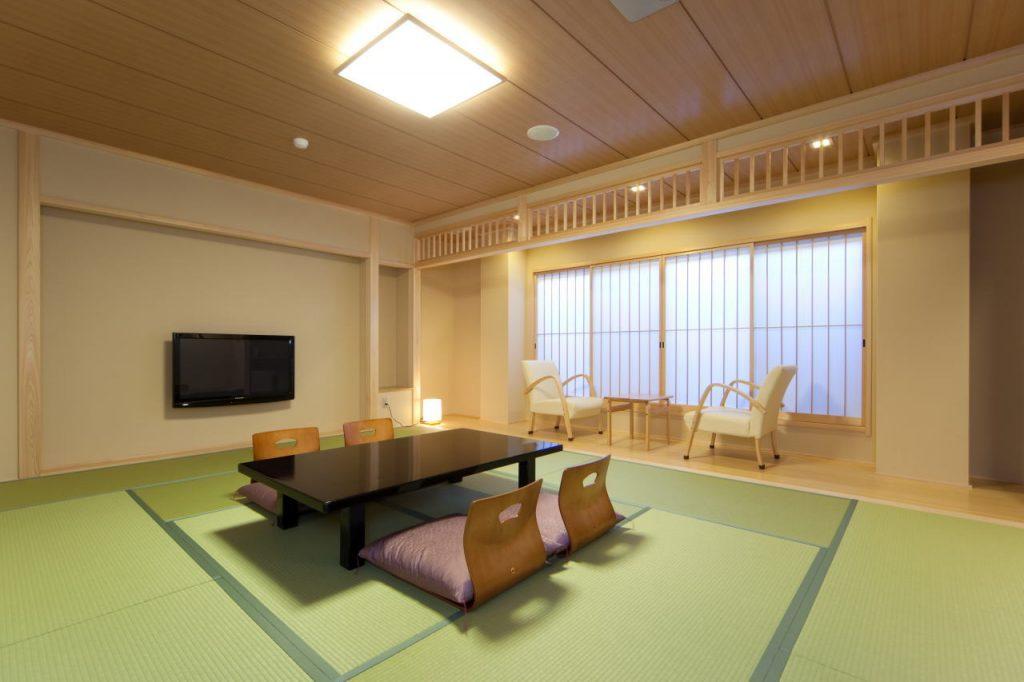 新館12畳1 / 京都 旅館 松栄