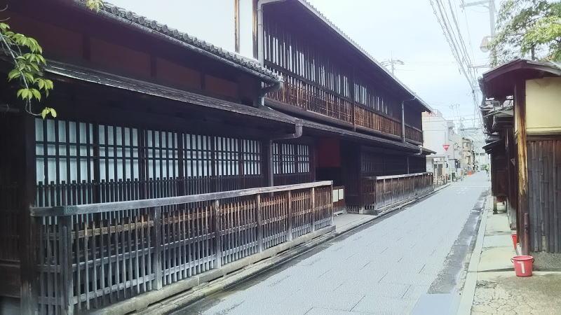角屋 / 京都 旅館 松栄