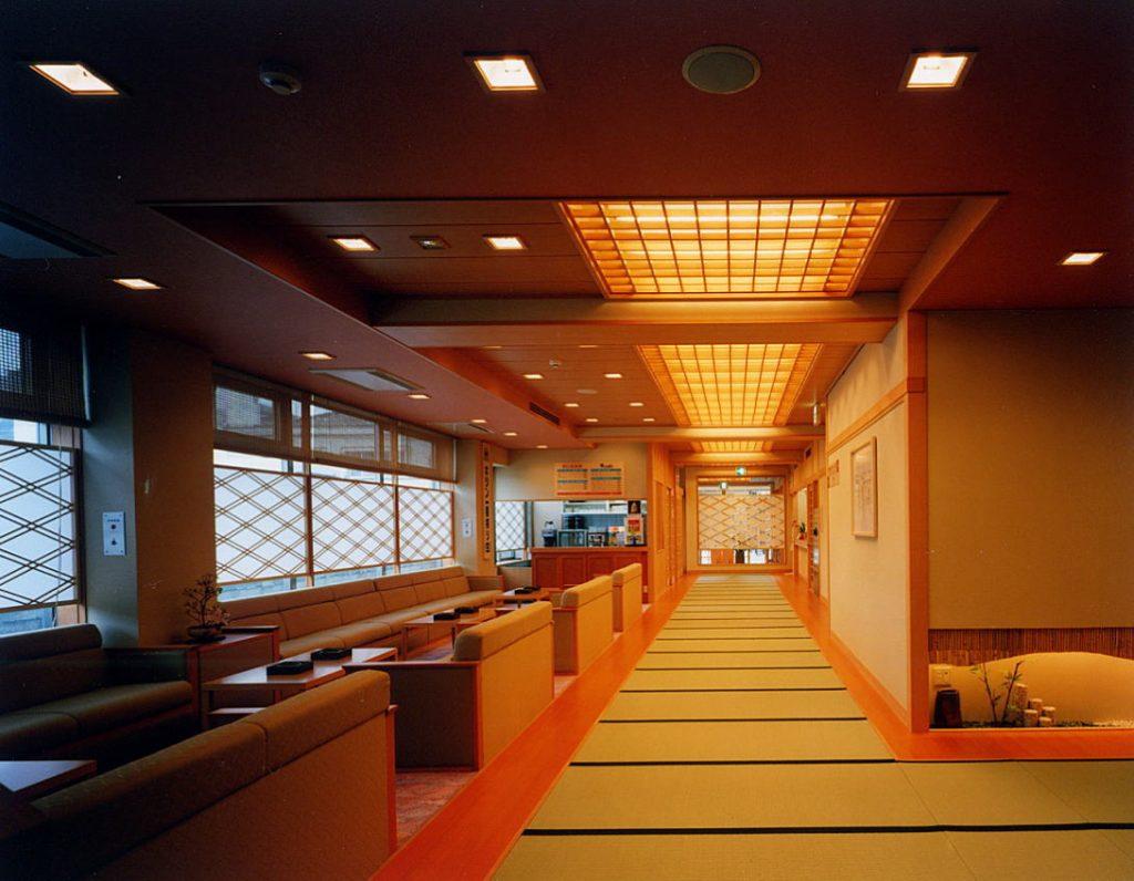 喫茶1 /京都 旅館 松栄