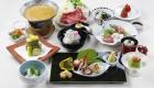 月代会席料理 / 京都 旅館 松栄