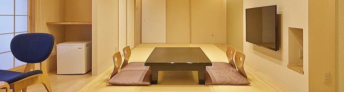 客室メイン画像 / 京都 旅館 松栄